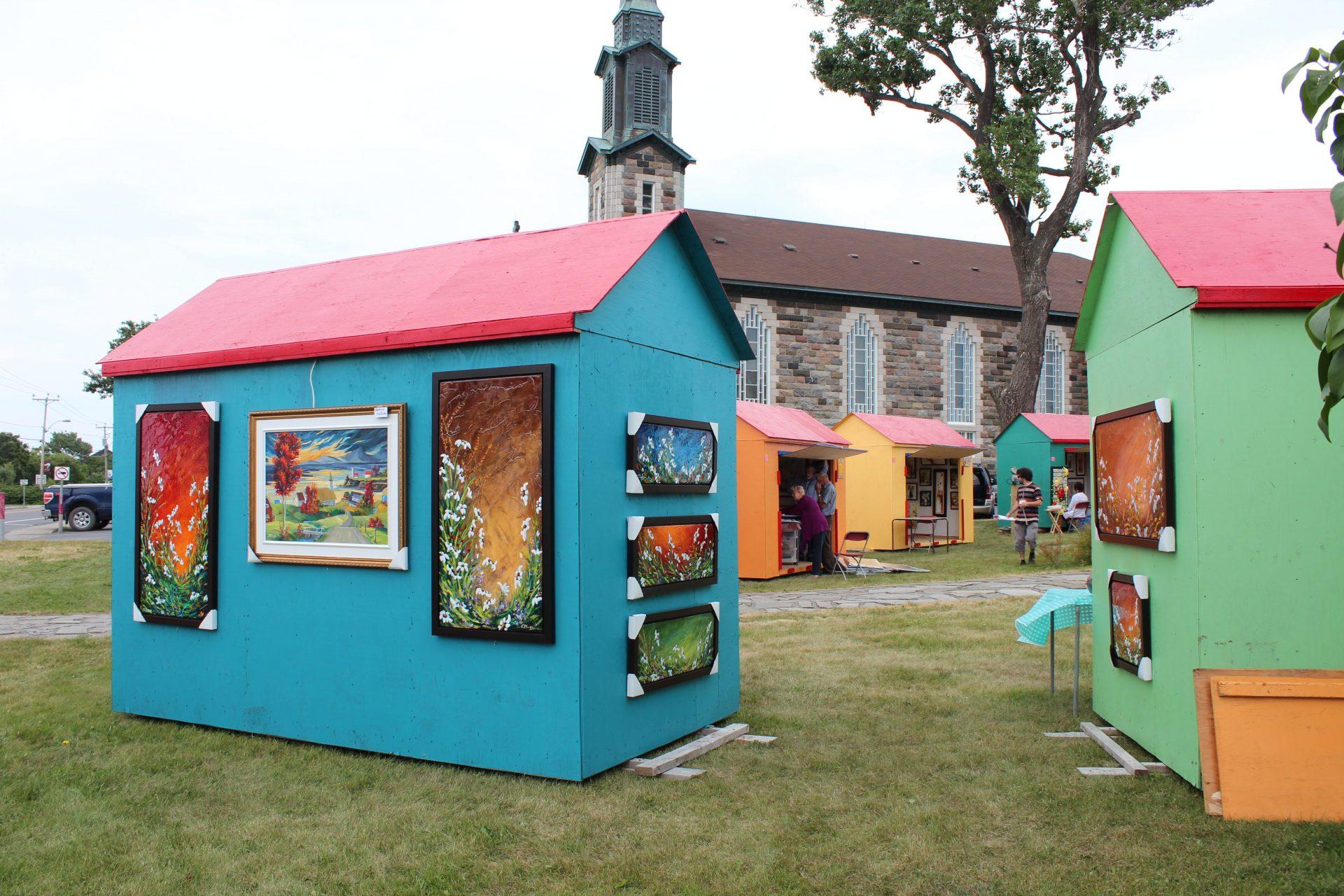 Artiste en fête de Sainte-Flavie